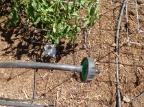 Drip Irrigation System for Vegetable Garden