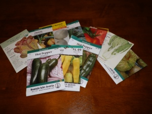 selecting seeds. how to choose seeds, seed terminology,
