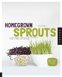 sprouts, how to grow your own sprouts, home grown sprouts, what seeds can I sprout to eat? Do I need anything special to grow sprouts