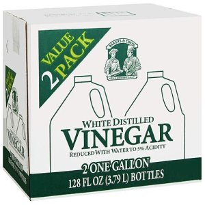 vinegar, using vinegar in the garden, vinegar for plants, how to make soil more acidic